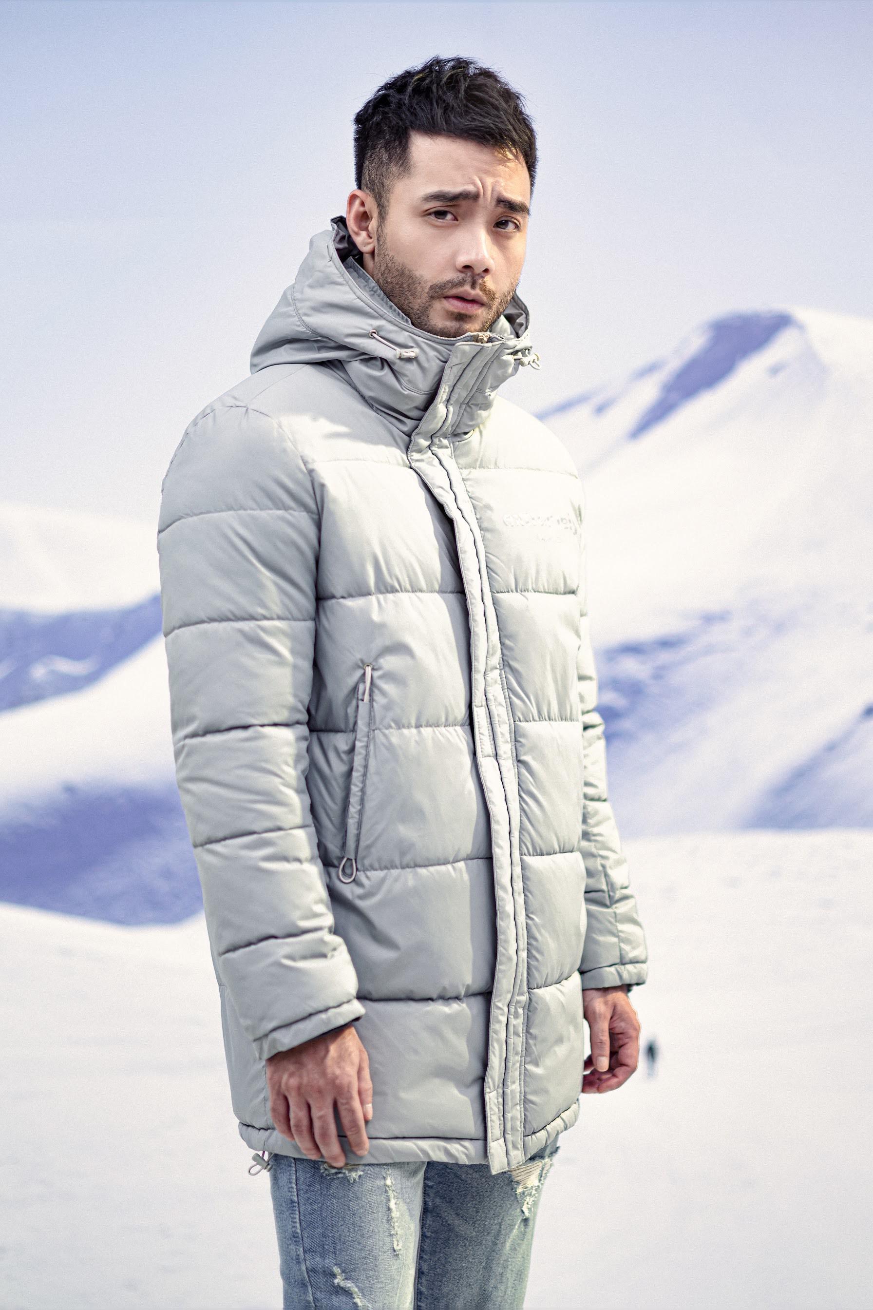 Puffer Overcoat