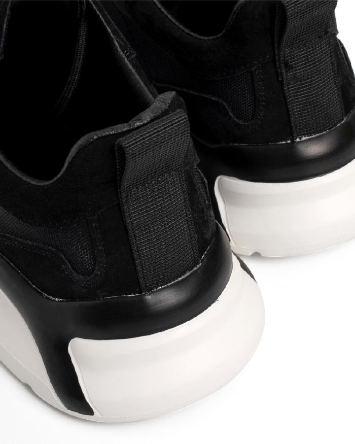 Black M Sneakers
