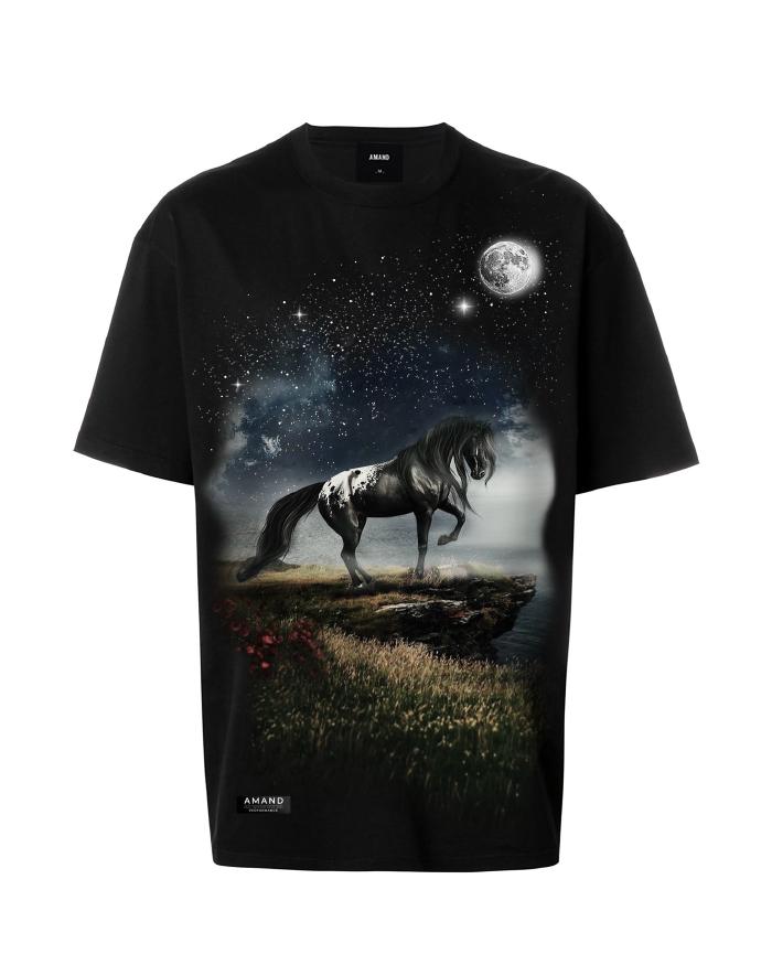 Horse & The Moon T-Shirt