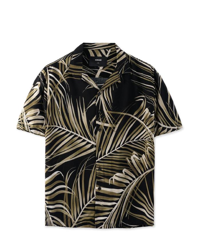 Hawaii Cuban Shirt