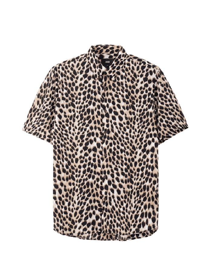 Leopard Patern Shirt