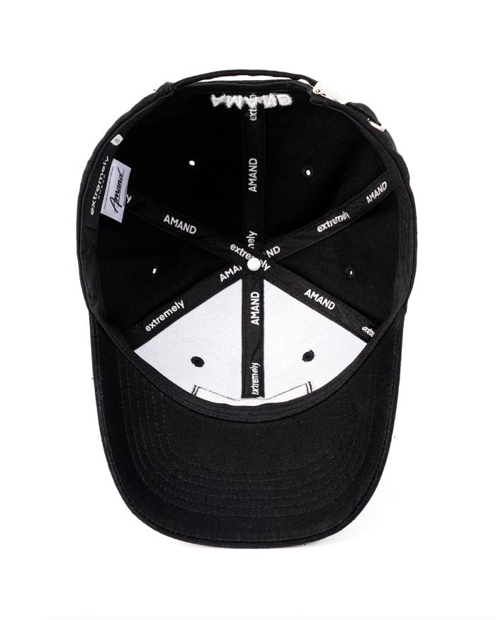 Leather Patch Cap