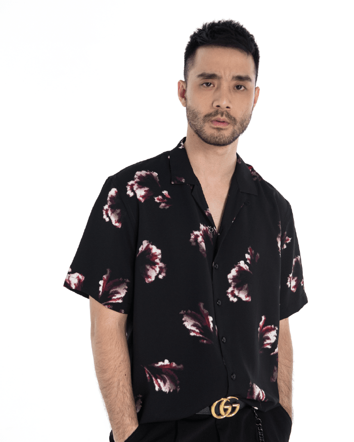 Petal Pattern Shirt