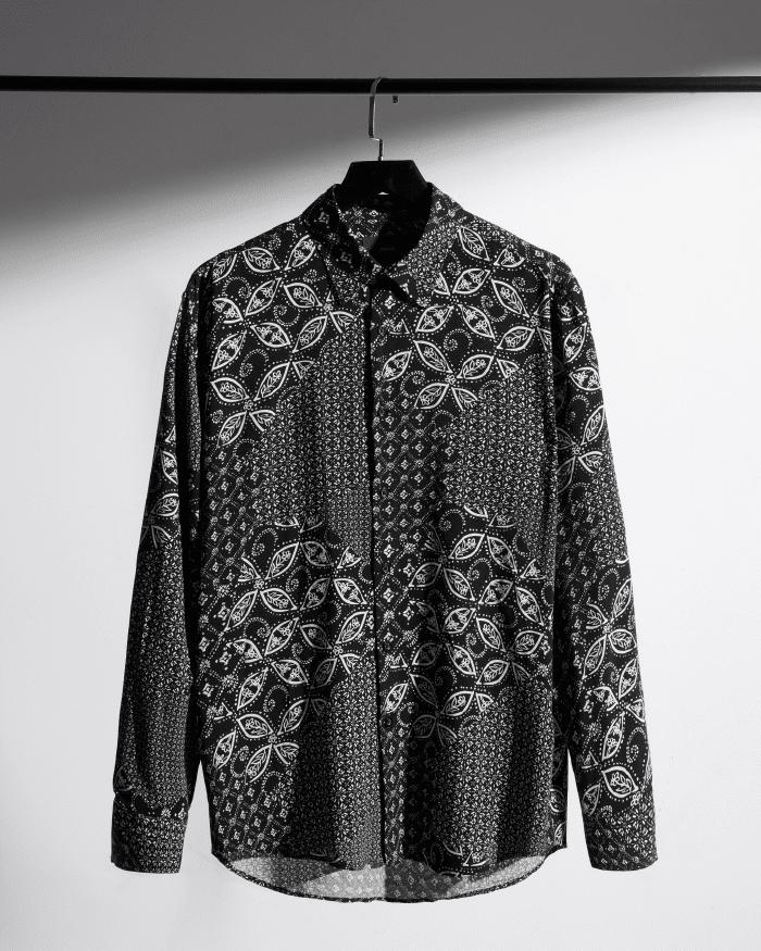 Ceramic Pattern Shirt