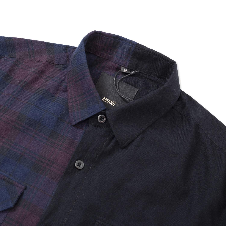 Black-Caro Shirt