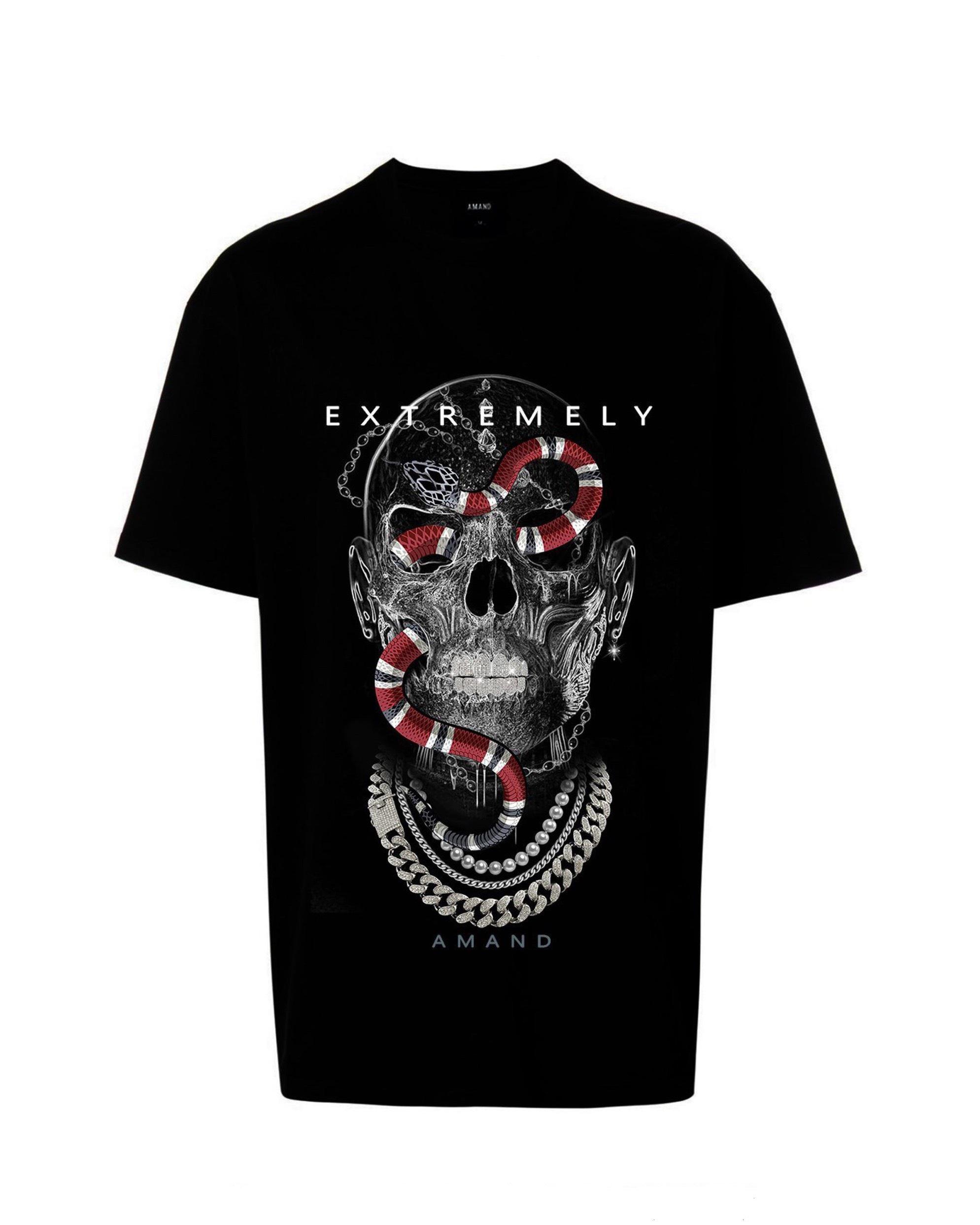 Snake & Skull T-Shirt