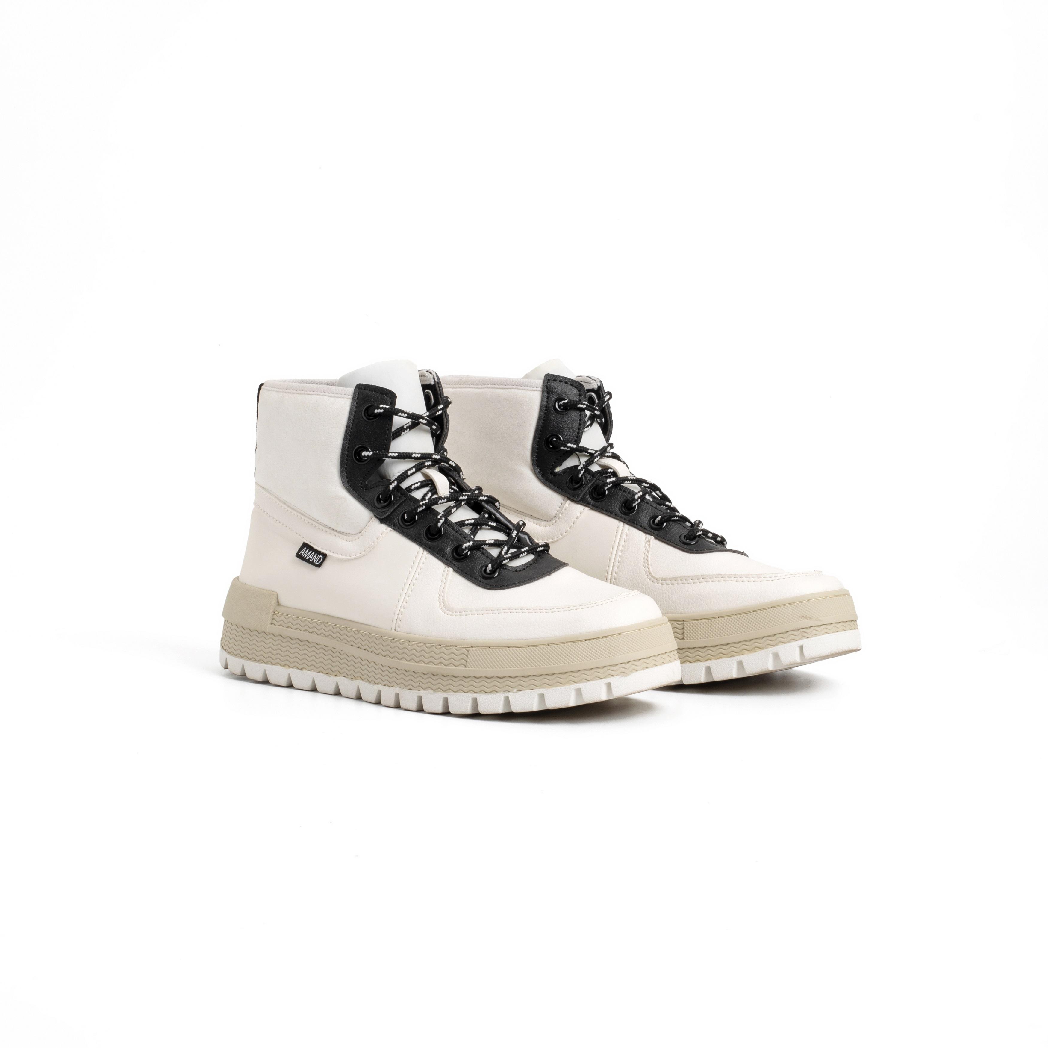 Brown Hiker Sneakers