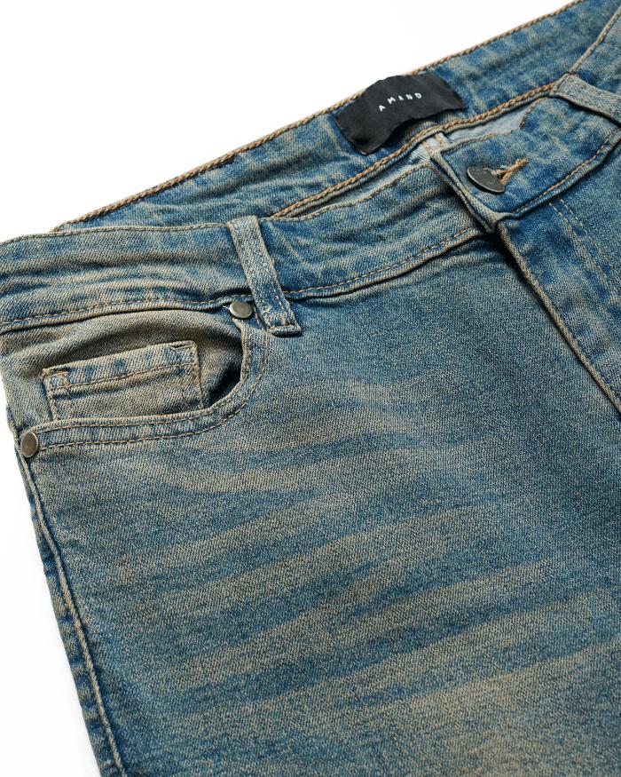 Signature Wash Jeans