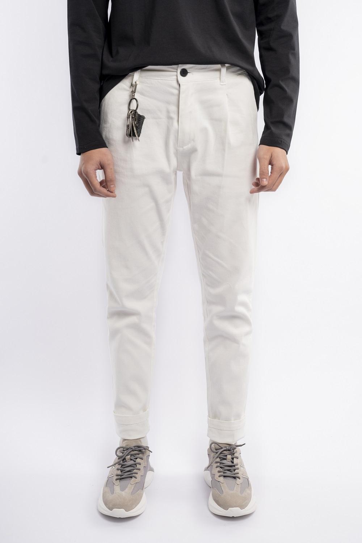 Kaki Pants