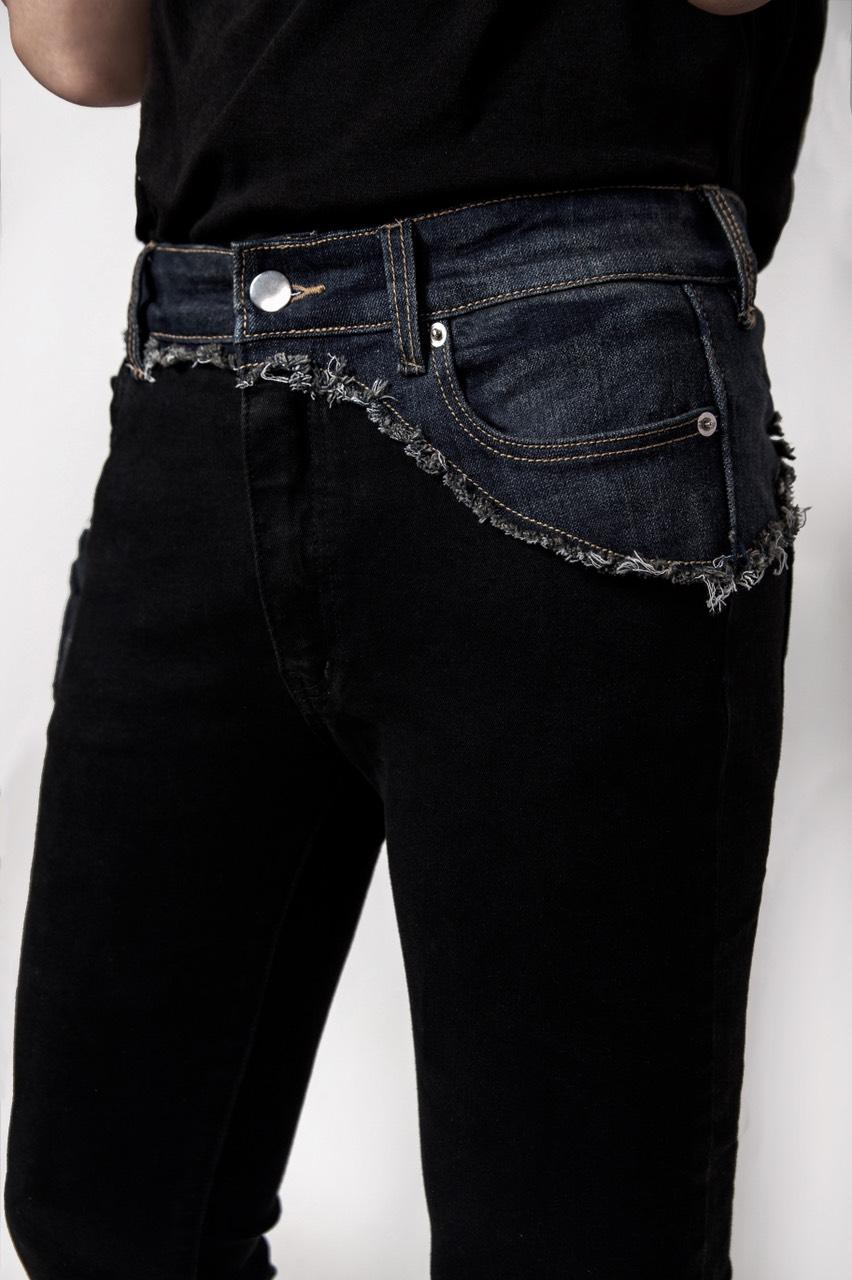 2-tones Jeans