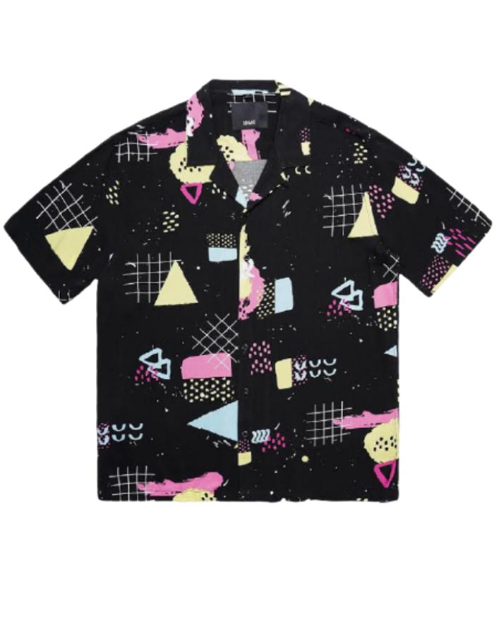 Pop Art Cuban Shirt