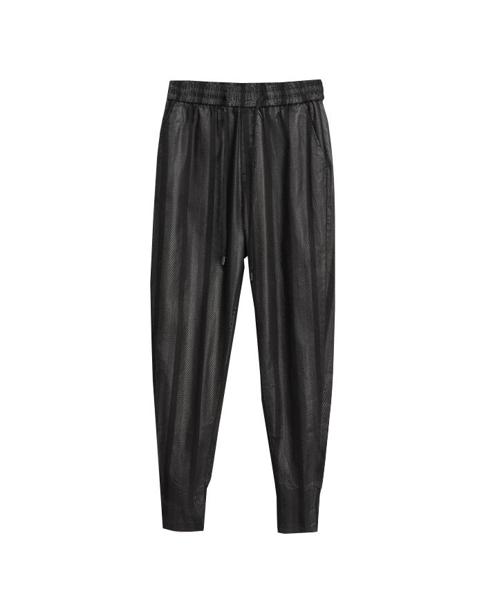 Deep Stripes Pants