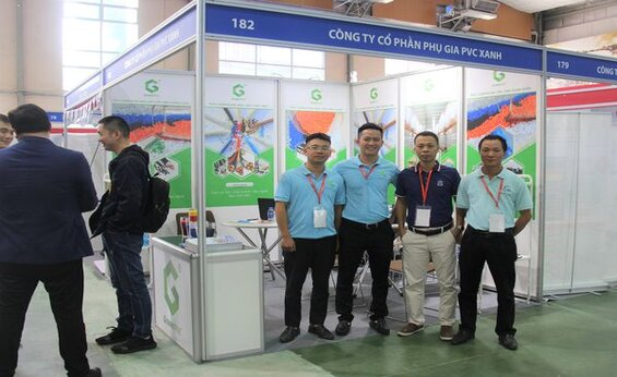 green-pvc-at-the-international-wire-and-cable-exhibition-2019
