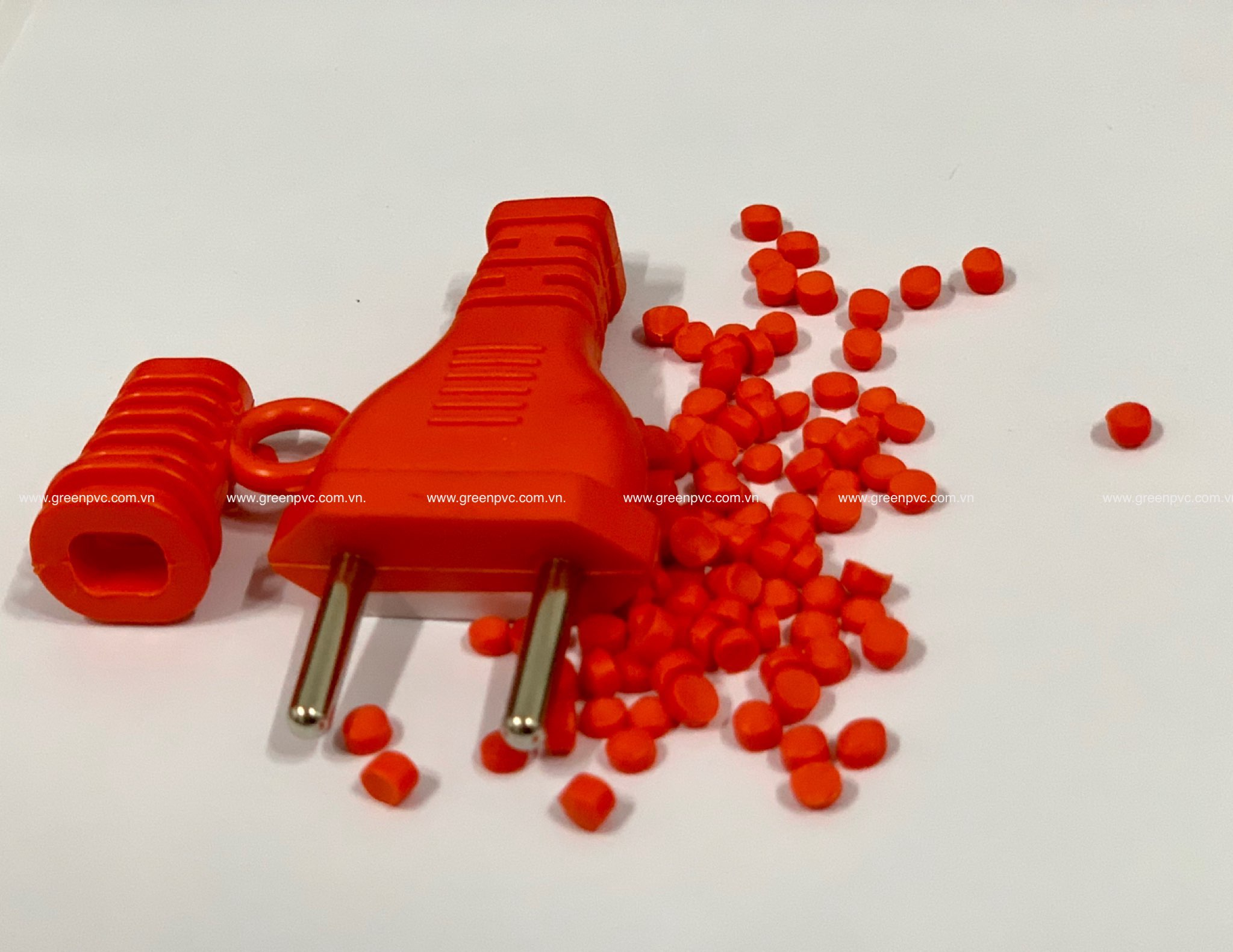 Flexible PVC Compound for Electrical Plastic Plugs