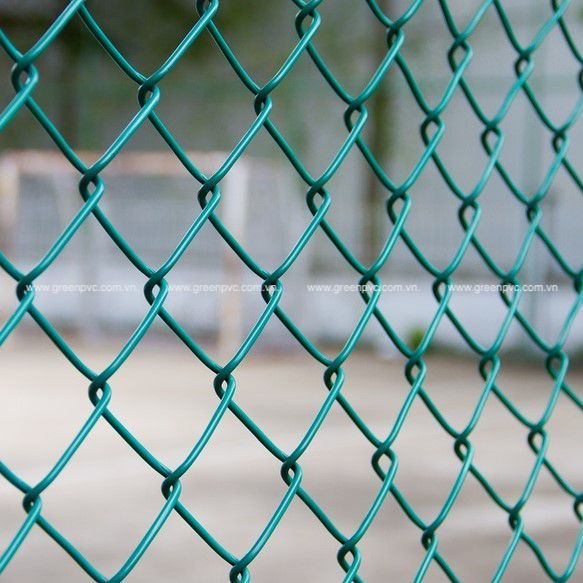 Flexible PVC Compound For Chain link fence