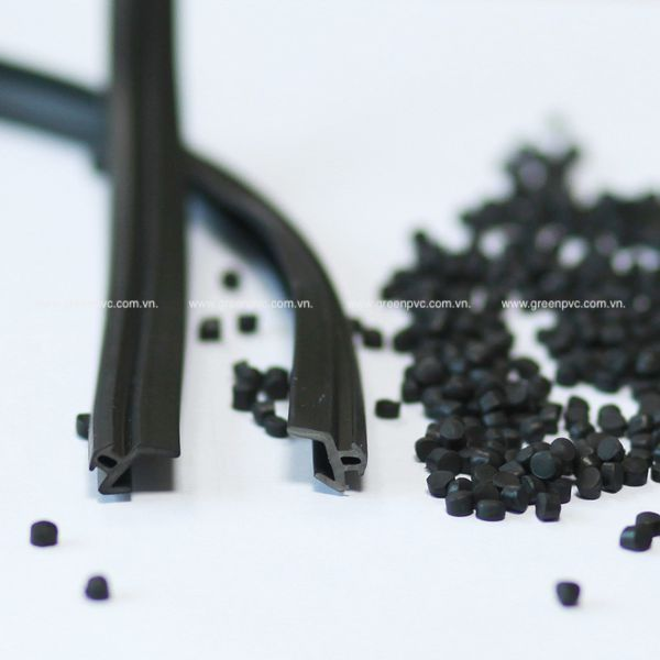 Flexible PVC Compound For Gasket