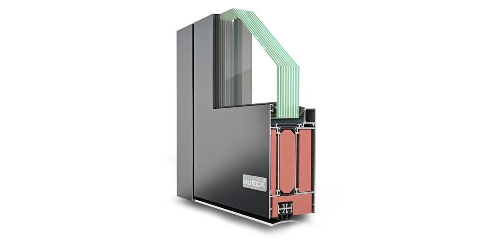Nhôm Hueck _ Cho hệ thống chống cháy & ngăn khói