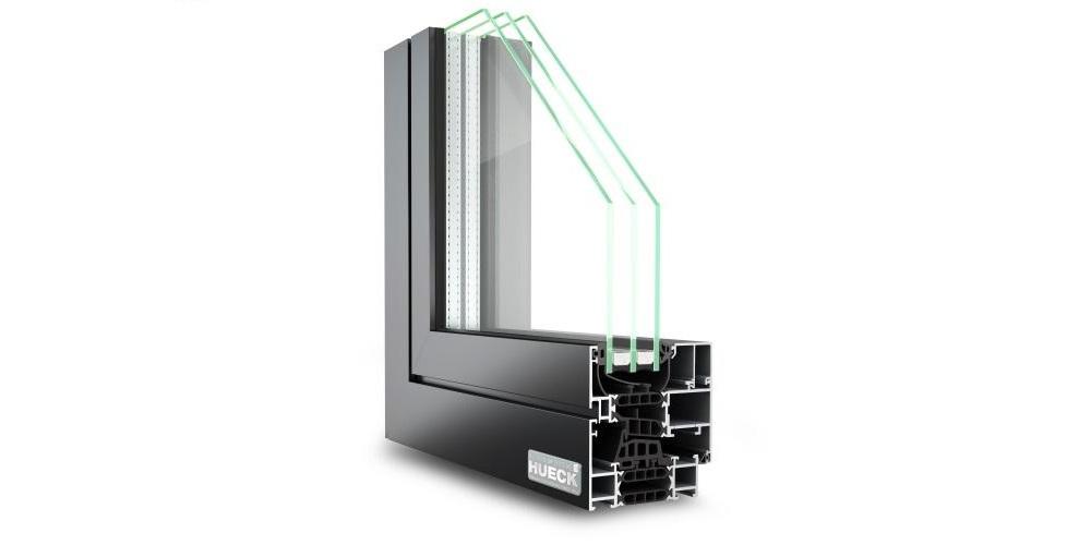 Nhôm Hueck _ Cho hệ thống cửa sổ