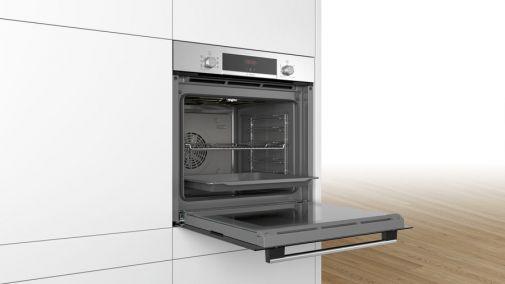 Lò nướng âm tủ BOSCH HBS534BS0B|Serie 4 | Bosch Luxury