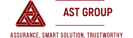 logo AST Group - Assurance, Smart Solutions & Trustworthy