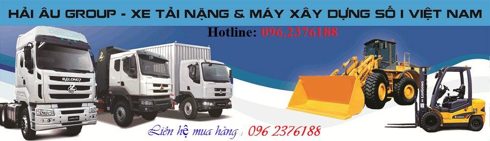 Xe tải nặng và máy xây dựng