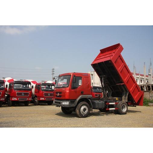 Xe tải ben 4x2 ChengLong 16 tấn Động cơ Yuchai 180HP Model LZ3160LAH
