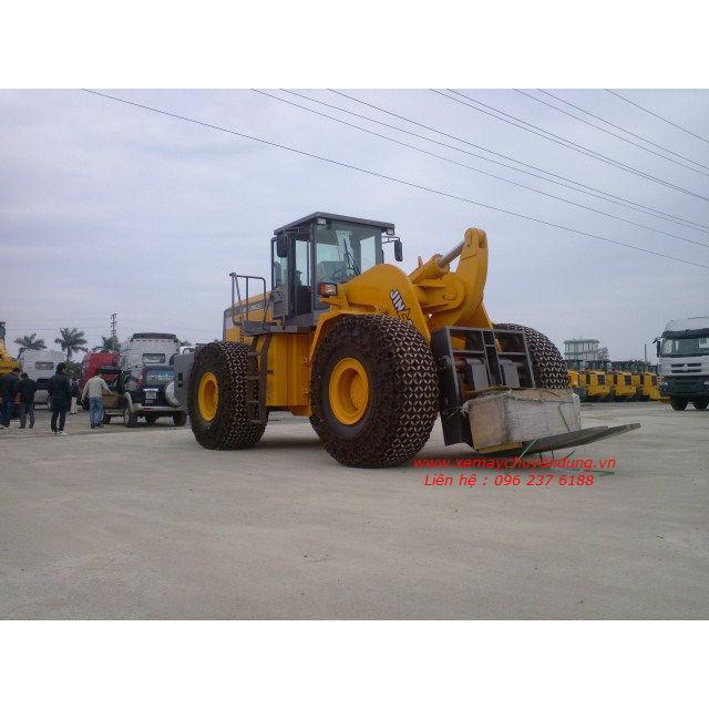 Máy nâng đá siêu trọng JinGong 28-32 tấn
