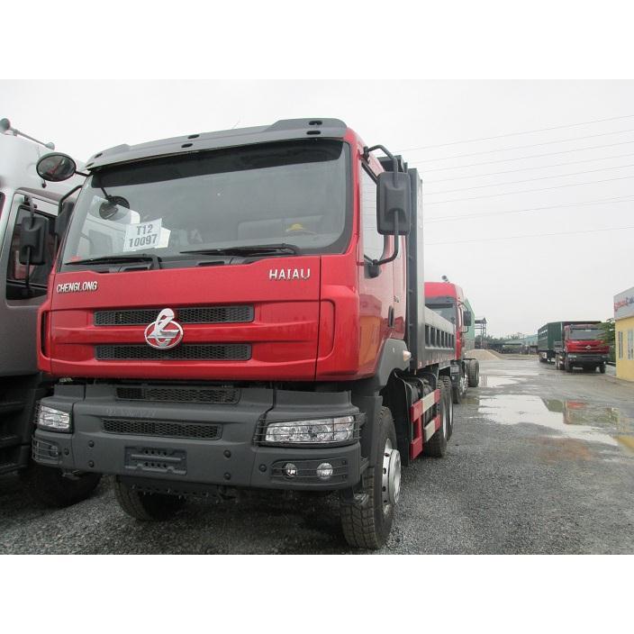 Xe tải ben 6x4 ChengLong 25 tấn Động cơ Yuchai 375HP Model LZ3253QDJ