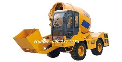 Xe Trộn Bê Tông Tự Nạp Liệu 5.3m3 ADDFORCE LT3500