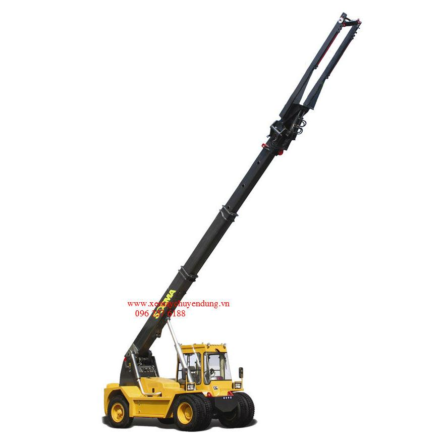 Xe nâng hàng cần dạng ống lồng, 11 tấn.