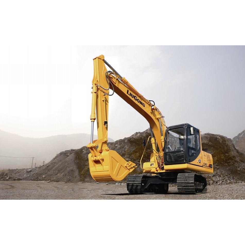 Xúc đào Liugong CLG915D