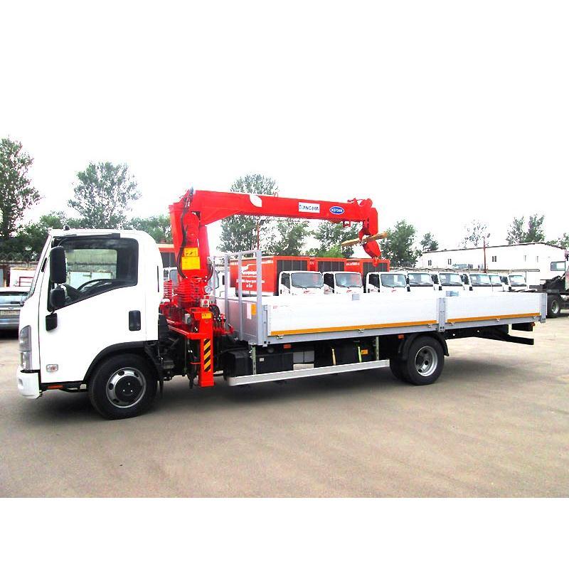 Xe cẩu Kanglim KS735N 3 tấn.