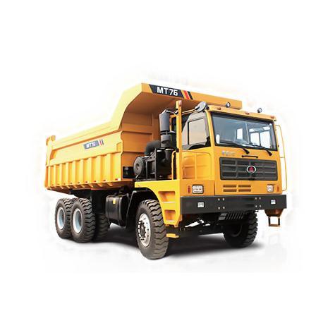 Xe tải ben chạy mỏ LGMG Model MT76