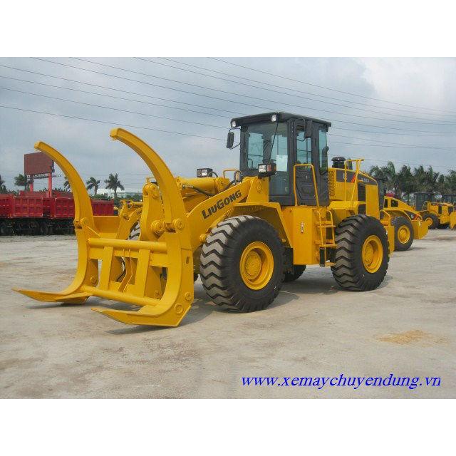 Máy kẹp gỗ tải trọng nâng 3- 5 tấn Liugong