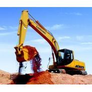 Máy xúc đào Liugong CLG225C | Xe xúc đào trung Quốc