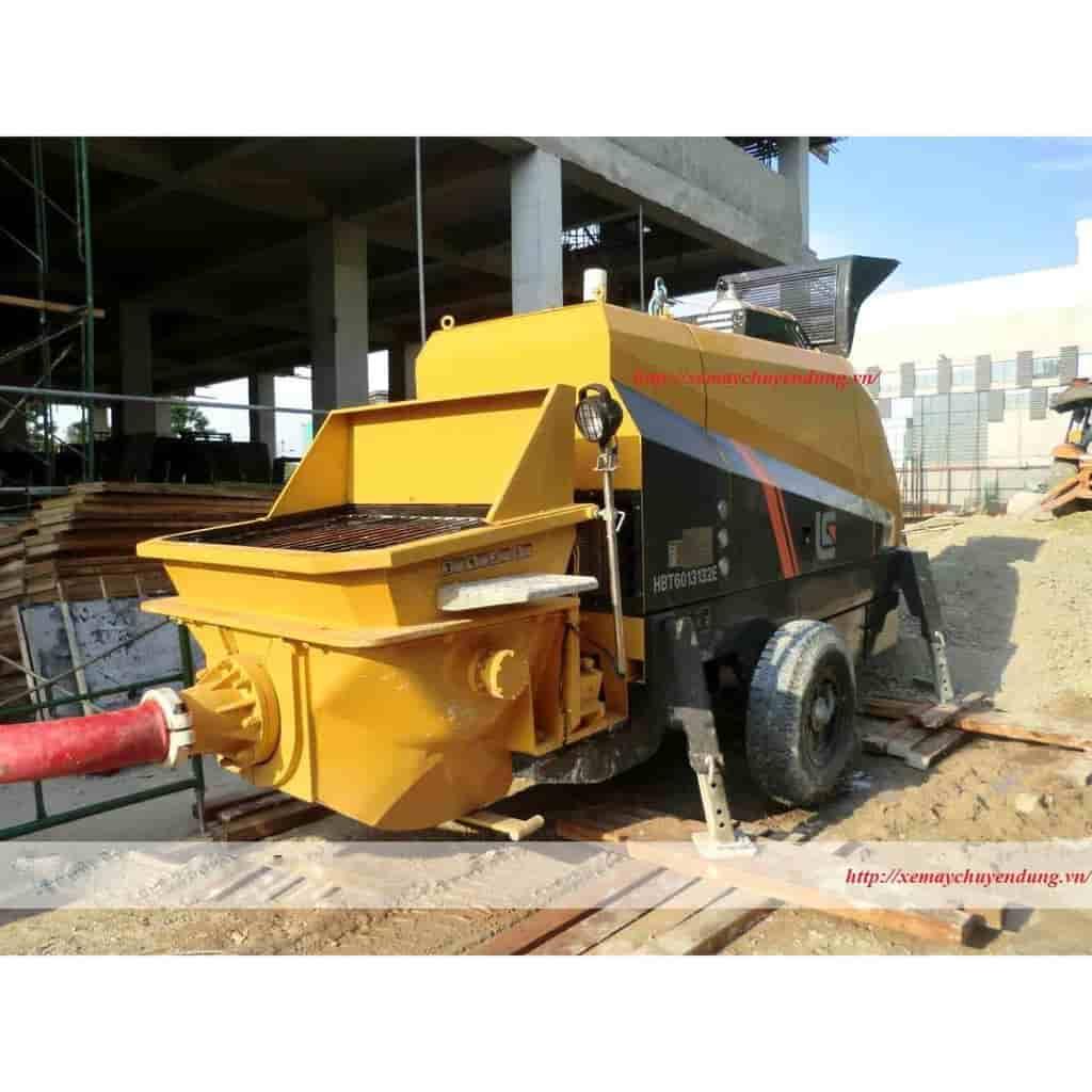 Bơm tĩnh LiuGong 60 (m3/h) model HBT6013132E