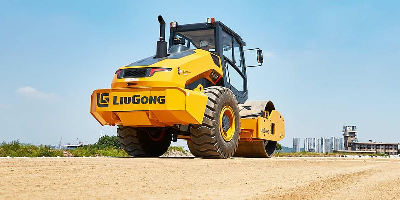 Xe Lu Rung LIUGONG 14 (tấn) CLG6114E || Bản Xuất Châu Âu