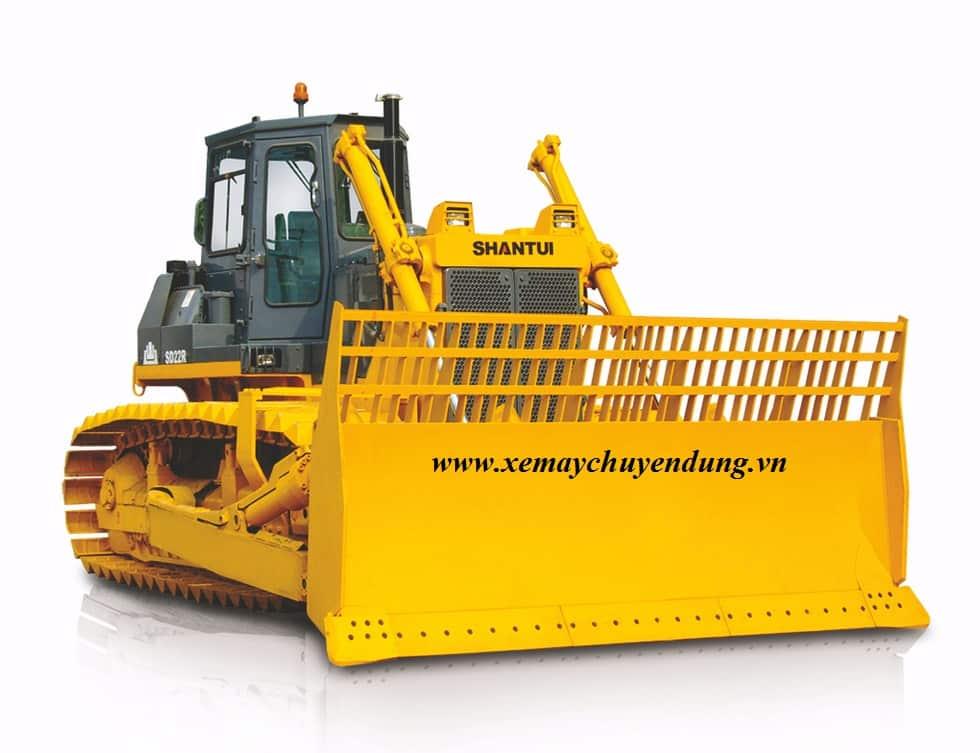 MÁY ỦI SD13R cho nhà máy xử lý rác