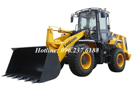 Máy xúc lật 2,3m3 Liugong CLG835H