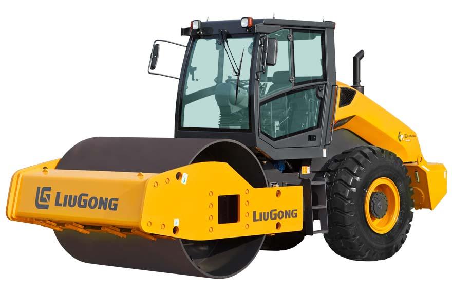 Xe lu rung 14 tấn Liugong CLG6114E