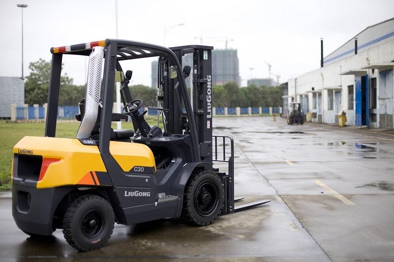 Xe nâng hàng Liugong 3 tấn CLG2030H