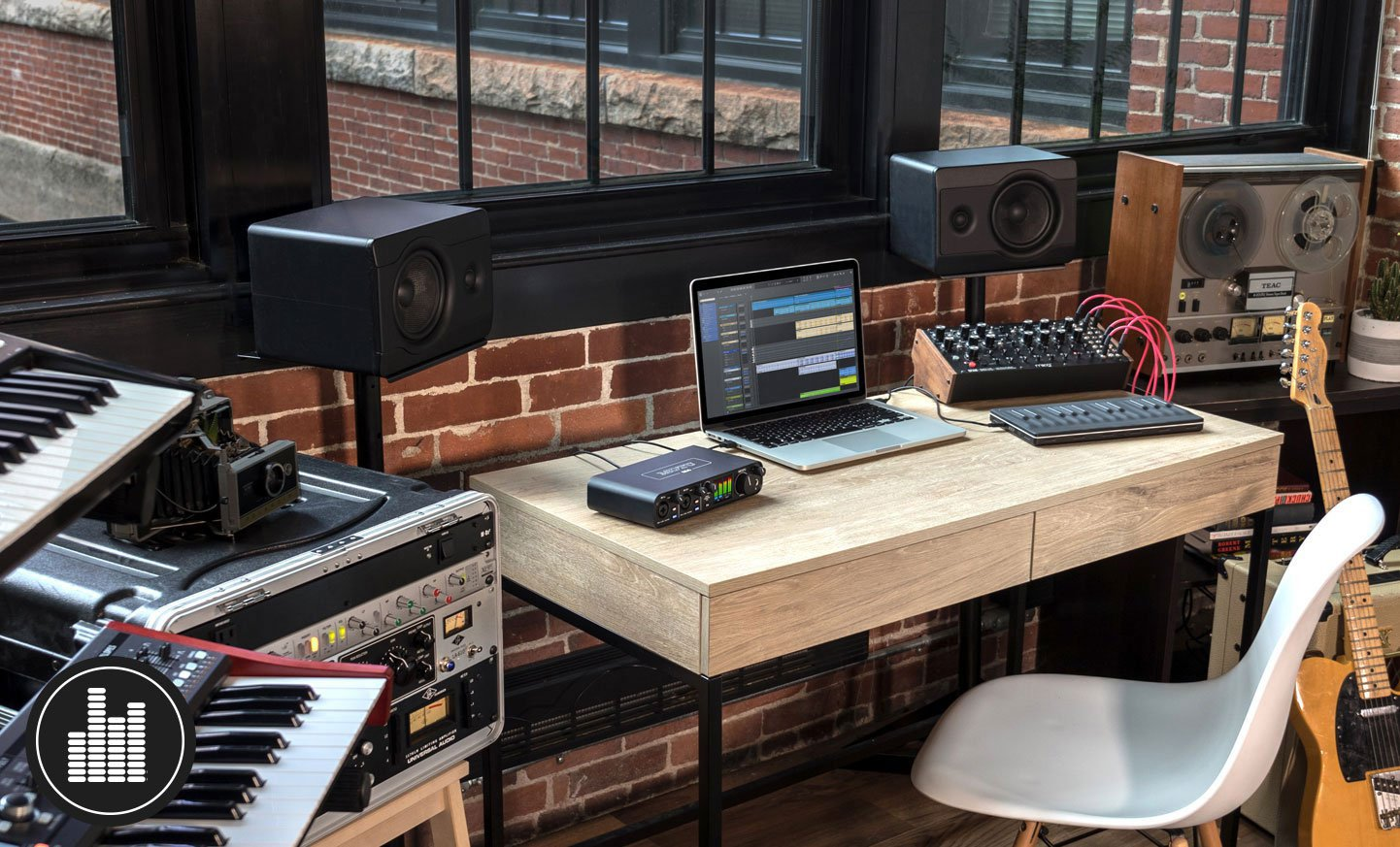 Sound card thu âm MOTU M4 Audio Interface