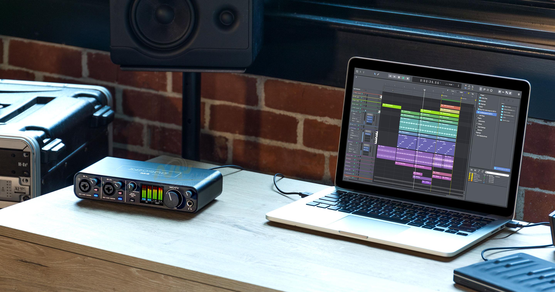 Sound card thu âm MOTU M4 Audio Interface giá tốt nhất tại HCM