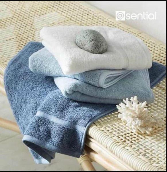 Set 10 Khăn tắm Hàn Quốc Sential