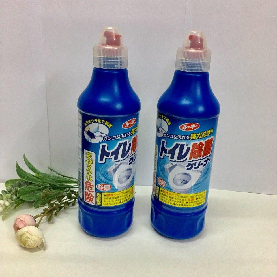 Chai nước tẩy toilet Nhật 500ml