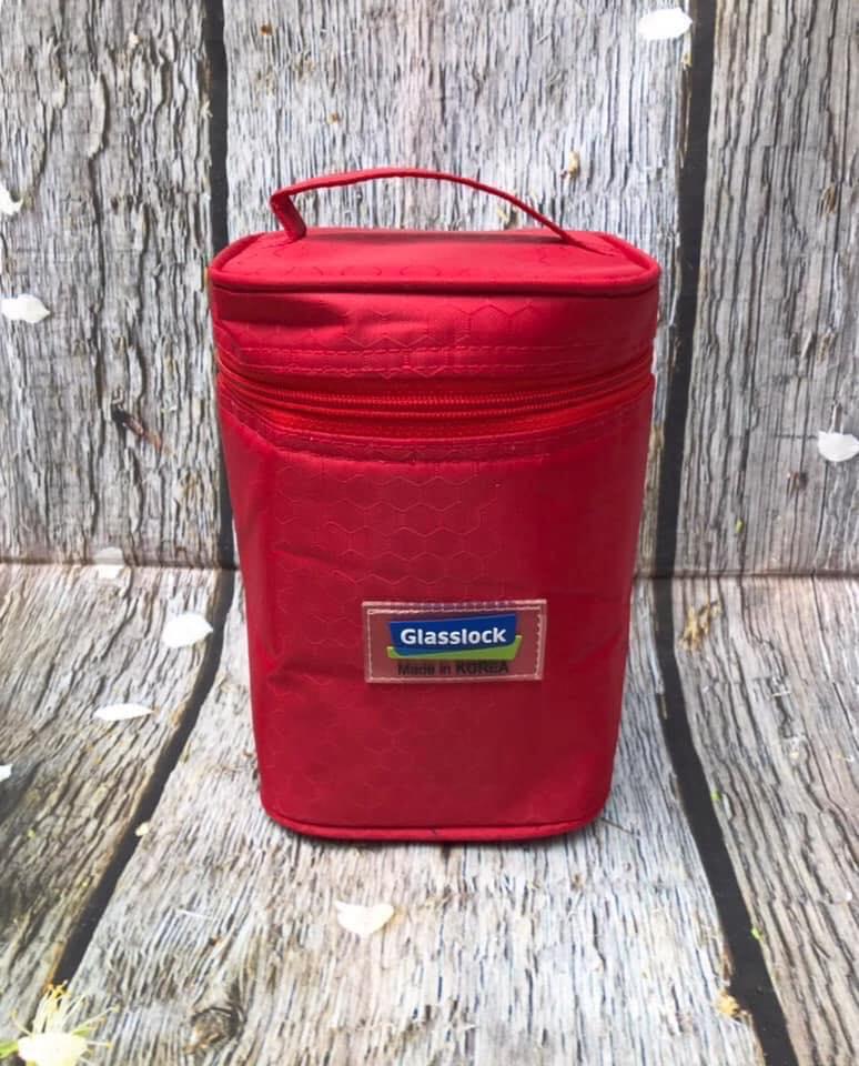 Bộ quà tặng Lock&Glasslock gồm 3 hộp thủy tinh chịu nhiệt Lock&Lock 380ml