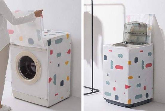 Bọc máy giặt cửa ngang và cửa trên