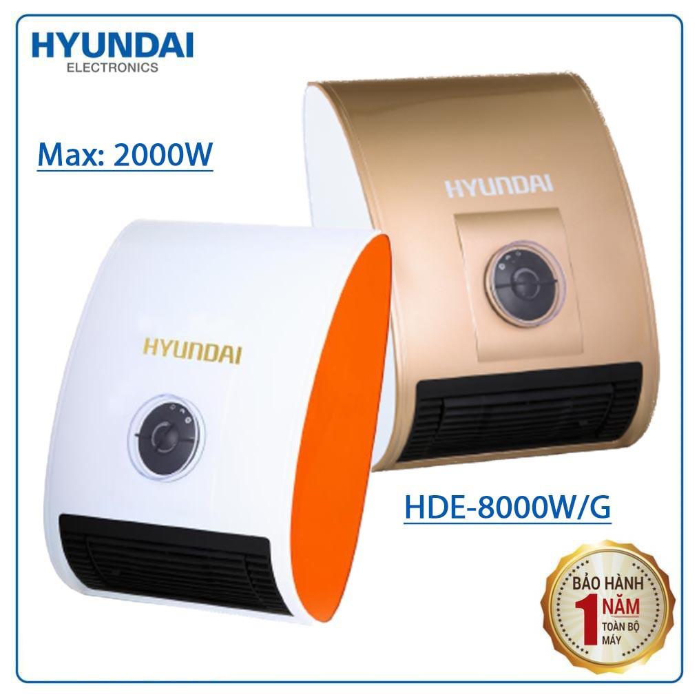Máy sưởi đa năng Hyundai HDE 8000