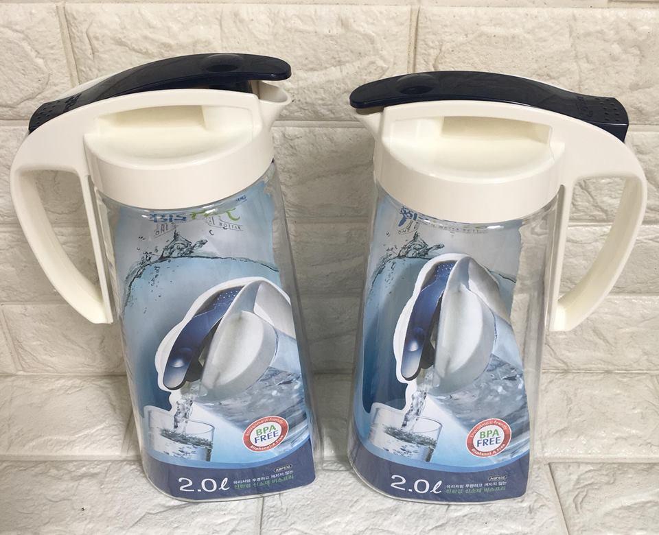 Bình nước One Touch Lock&Lock ABF632 – 2L