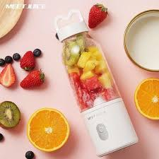 Máy xay sinh tố cầm tay Meet Juice 2019 - Hàng nhập khẩu